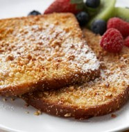 Peanut Butter and Jelly Crunchy French Toast
