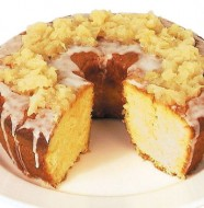 Pineapple Inside Out Cake